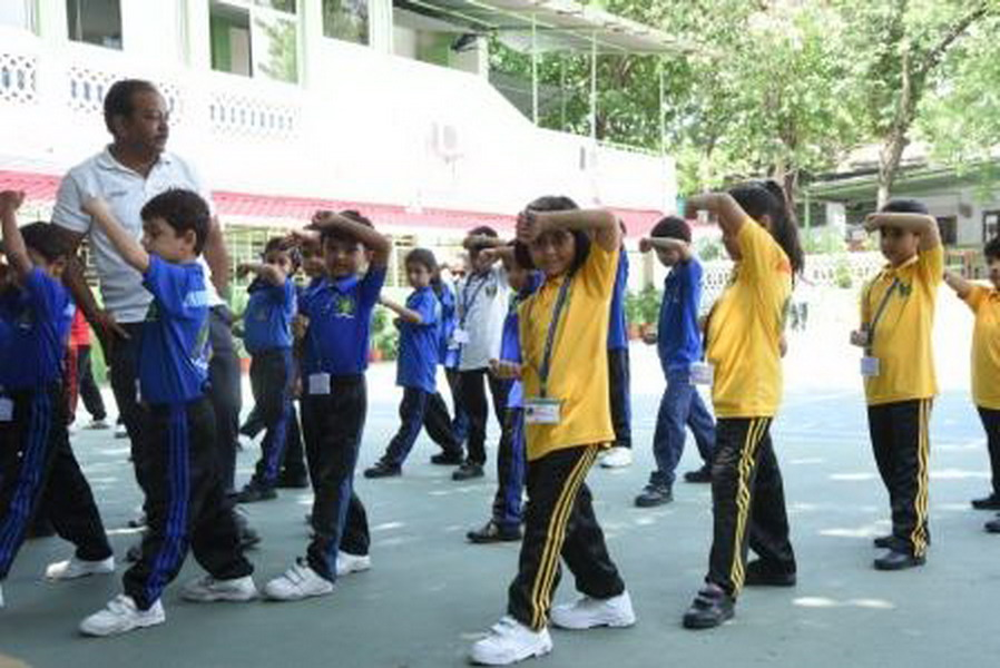 Bal Bhawan School - Sports
